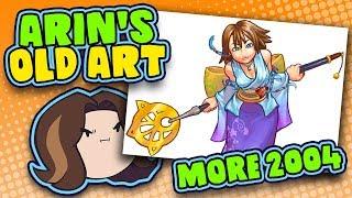 Arin's Old Art: More 2004 - Game Grump