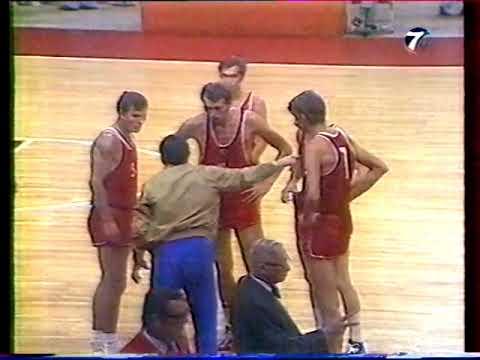 Концовка финала СССР - США, 1972/Комментирует Н.Ерёмина (видео)