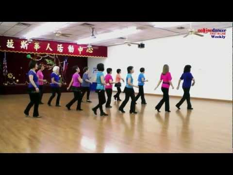 Shattered Dreams – Line Dance (Dance & Teach)