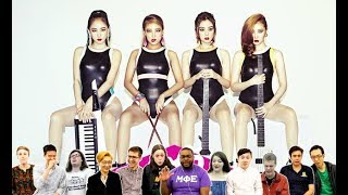 Video Classical Musicians React: WONDER GIRLS 'I Feel You' vs 'Why So Lonely' MP3, 3GP, MP4, WEBM, AVI, FLV April 2018