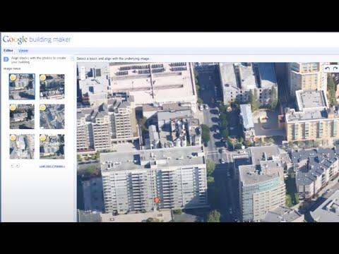 Google earth 3d gebäude mit google 3d building maker erstellen