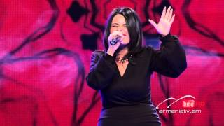 Armine Qerobyan,I Have Nothing - The Voice of Armenia – The Blind Auditions – Season 3