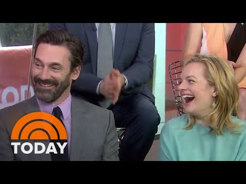 'Mad Men' Cast On Preparing For The Final Season | TODAY