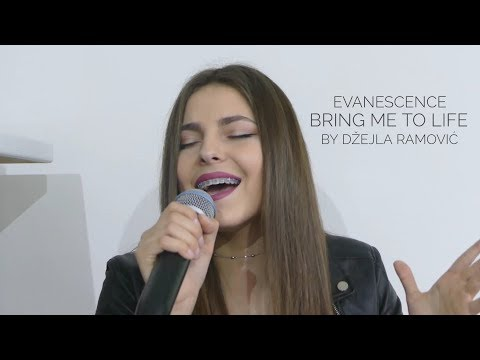 "Evanescence  ""Bring Me To Life"" Cover"
