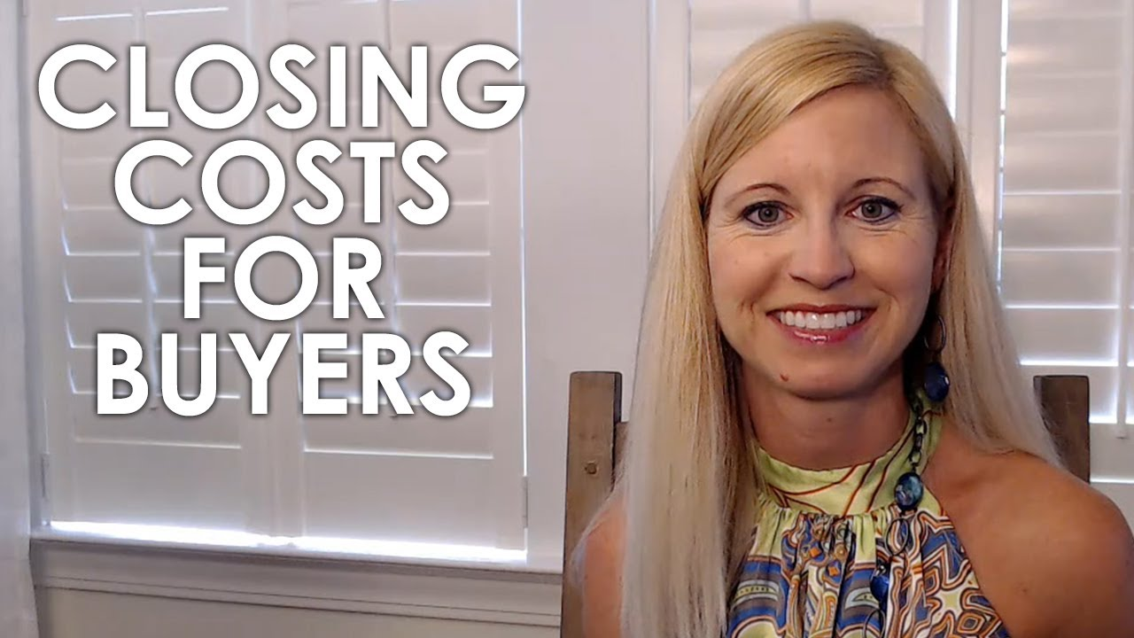 What Closing Costs Do Buyers Have to Pay?