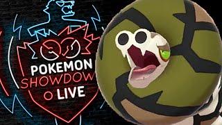 Enter SANDACONDA! Pokemon Sword and Shield! Sandaconda Pokemon Showdown Live! by PokeaimMD