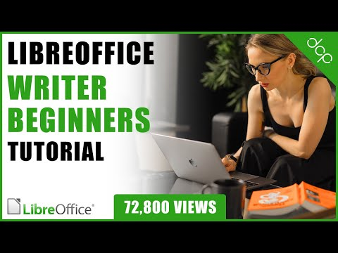 Libre Office Writer Beginners Tutorial - Word Processing Tutorial