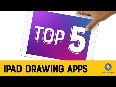 5 Best IPad Drawing Apps