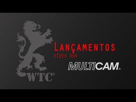 Lançamentos MULTICAM® - Vídeo 004