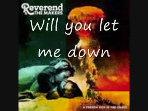 Tekst piosenki Reverend and The Makers - Hard Time For Dreamers po polsku