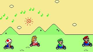 Download Lagu Calm & Relaxing Mario Kart Music Mix Mp3