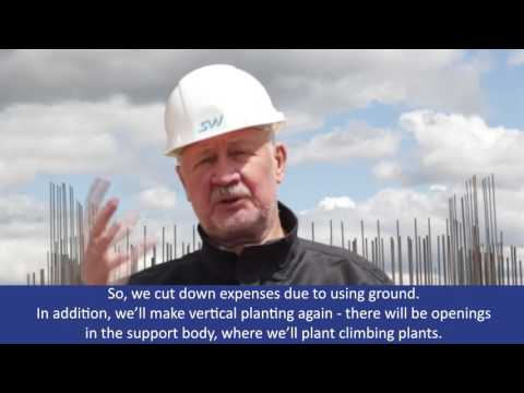 Anatoly Yunitskiy on Current Construction Stage at EcoTechnoPark
