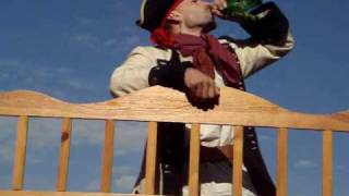 Video Pája Junek - Don Kozak (Jack Sparrow song)