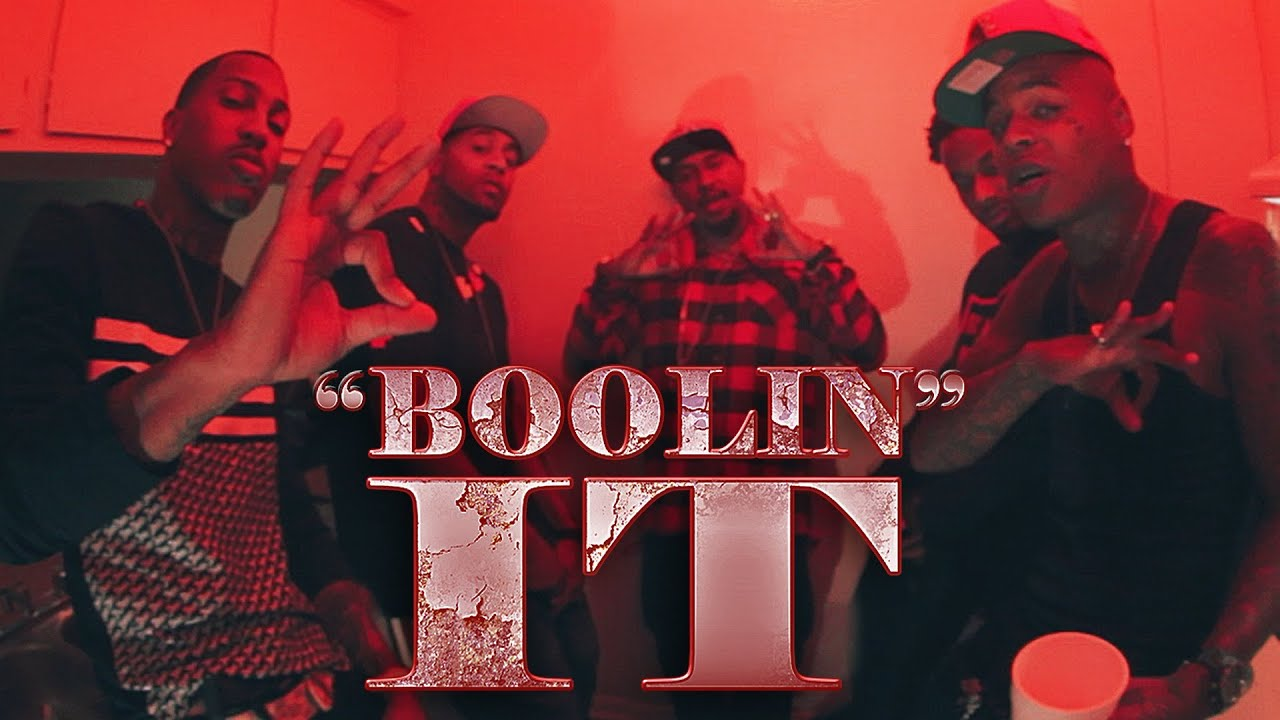 Trouble – Booling It Ft. Gritty Boi  & Dah Dah