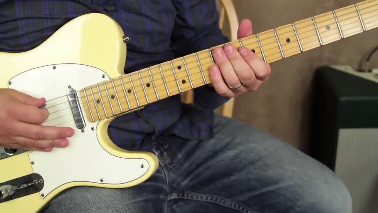 Eric Clapton Style Guitar Lesson – Advanced Blues Improvisation Concept by Marty Schwartz