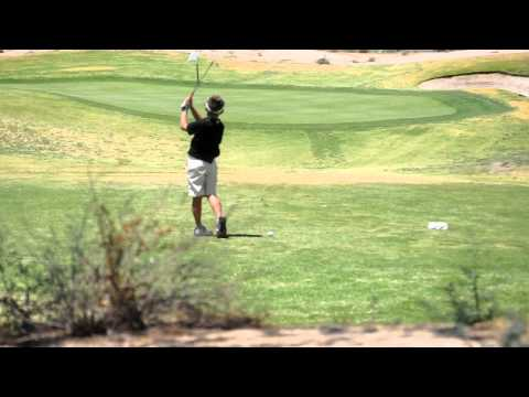 Junior golf prodigy best 7year old-vs-best 10yr old sudden death 4th hole