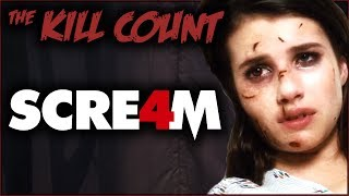 Nonton Scream 4  2011  Kill Count Film Subtitle Indonesia Streaming Movie Download