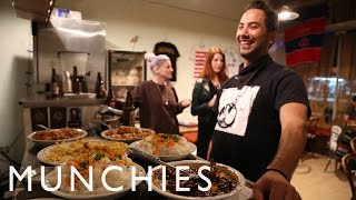 Chef's Night Out with Tacos Punta Cabras by Munchies
