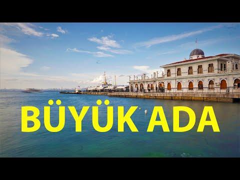 Walking Tour of Istanbul, büyükada( Princes' Islands)
