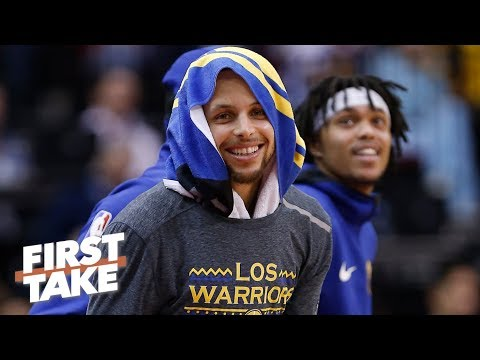 There's Nothing The Rockets Can Do To Dethrone The Warriors – Stephen A. | First Take