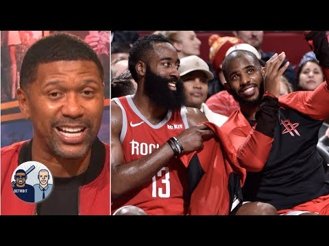 Video: James Harden's dominance allows Chris Paul time to get healthy | Jalen & Jacoby