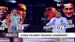Video Menuju Debat Pilpres: Cara Pejabat Negara Kampanye MP3, 3GP, MP4, WEBM, AVI, FLV Januari 2019