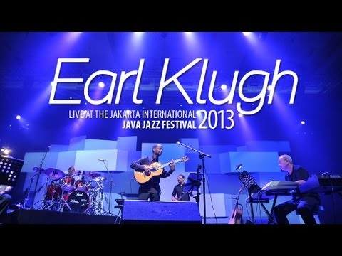 Earl Klugh – Live at Java Jazz Festival 2013