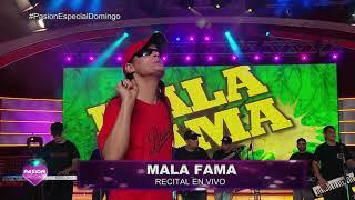 Mala Fama en vivo en Pasion especial Domingo 26 11 2017