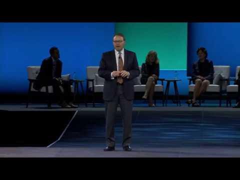 Video Thumbnail for: Mayo Clinic Transform 2017 - Session 2: Overcoming Inertia: Scott Wallace