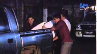 Asesinan a hombre que consumía bebidas alcohólicas en San Pedro Perulapán