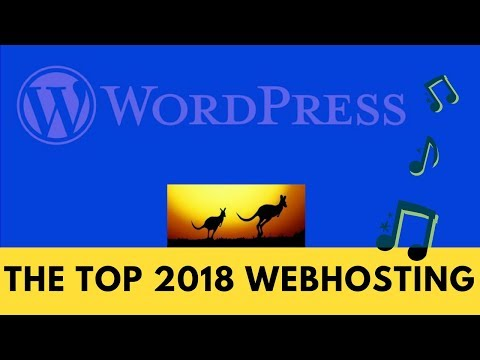 The Best Wordpress Website Hosting for 2017 in Australia