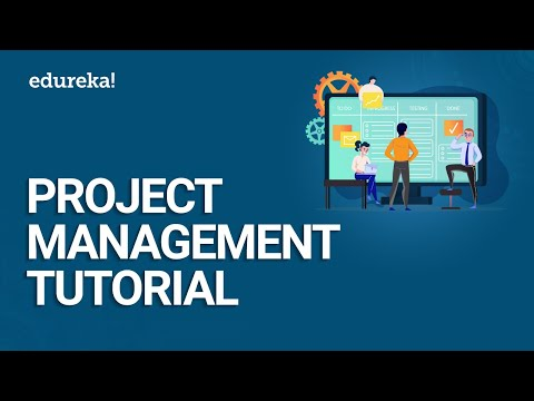 Project Management Tutorial | Fundamentals Of Project Management | PMP® Training Videos | Edureka