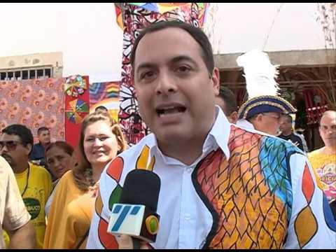 Governador garante segurança durante o Carnaval