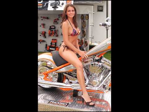 bikerbabes - The Hottest Biker Babes on Earth http://steelhorseshades.com Steel Horse Shades brings you a whole new level of style when it comes to custom motorcycle wind...