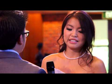 Calvin and Alarice – A Little Bit of Heaven (The Vow)
