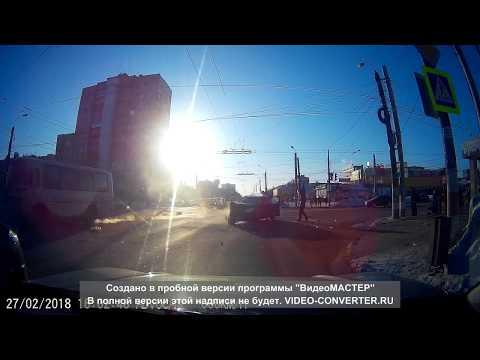 Авария в Дзержинске