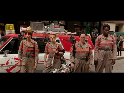 World Premiere! 'Ghostbusters' Trailer