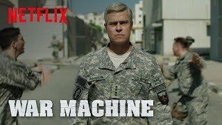 Nonton War Machine   Trailer 2  Hd    Netflix Film Subtitle Indonesia Streaming Movie Download