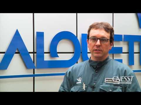 ALUMINERIE ALOUETTE INC.  - Lauréat régional 2016 région de la Côte-Nord 2016