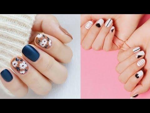 Nail designs - Cute Daisy Nails Design Tutorial  The Best Nail Art Designs & Ideas #7