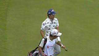 Ryo Ishikawa's fabulous chip-in birdie at CIMB by PGA TOUR