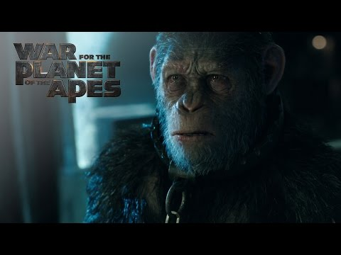 War for the Planet of the Apes (TV Spot 'Witness the End')