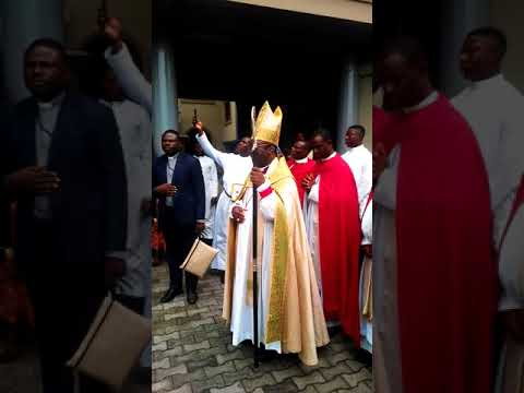 MEET THE NEW BISHOP OF DIOCESE OF LAGOS{ANGLICAN COMMUNION}