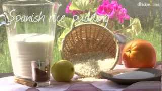 How to Make Spanish Rice Pudding