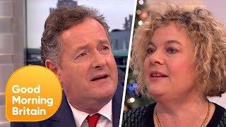 Video Piers Morgan Loses His Cool During Chivalry Debate | Good Morning Britain MP3, 3GP, MP4, WEBM, AVI, FLV Oktober 2018