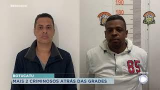 Mais dois presos por ataque a banco em Botucatu