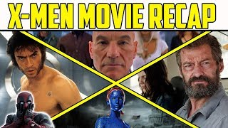 Video Complete X-Men Movie Recap: What You Need to Know Before Deadpool 2 MP3, 3GP, MP4, WEBM, AVI, FLV Oktober 2018