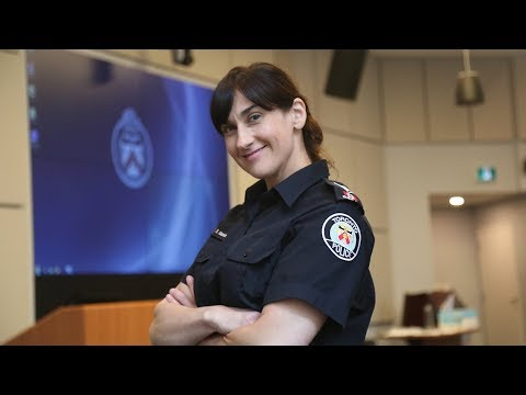Profiles In Policing with @TorontoPolice | Training Constable Stephanie Nassis | @TPSrecruiting