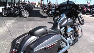 8. 612070 - 2015 Harley Davidson Street Glide Special FLHXS - Used Motorcycle For Sale