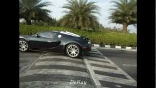 Minus posiadania Bugatti Veyron